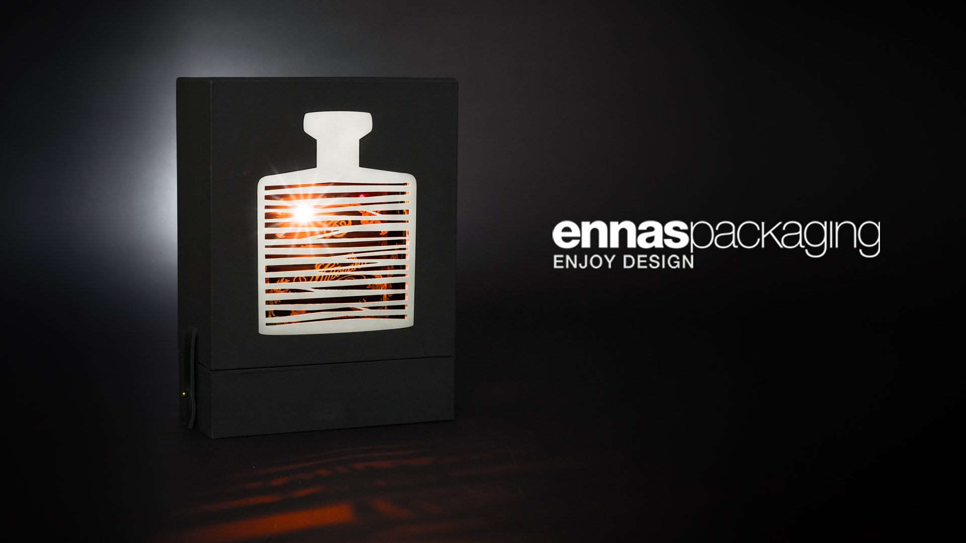 EnnasPackaging design e scatole di lusso